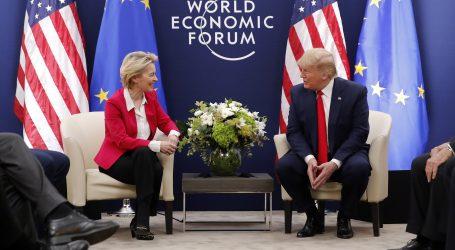 Trump i EU neočekivano najavili prekoatlantski trgovinski ugovor