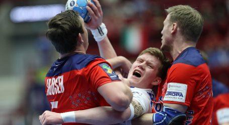 EP RUKOMET: Hrvatska u polufinalu protiv Norveške