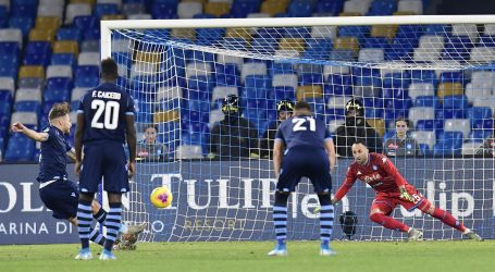 TALIJANSKI KUP Napoli izbacio Lazio
