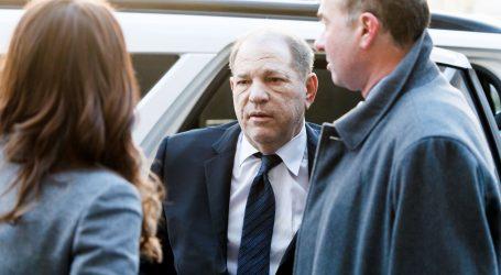 """Tužitelji opisali bivšeg holivudskog mogula Weinsteina kao """"silovatelja"""""""