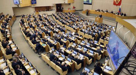Duma podržala Putinovu reformu u prvom čitanju