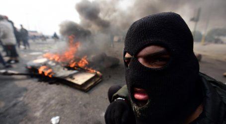 Iračke snage sigurnosti napale prosvjednike