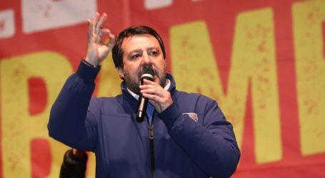 Hoće li Salvini srušiti talijanski 'Berlinski zid'?