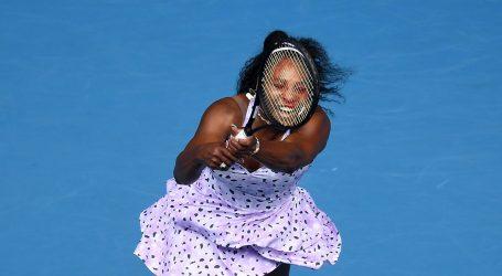 """Serena Williams ispala već u trećem kolu AO: """"Nikad više ovo ne smijem ponoviti"""""""
