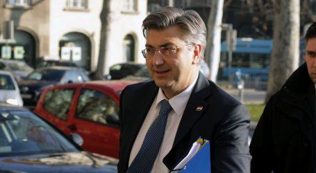 """Plenković: """"Predložit ću da novi ministar bude Vili Beroš"""""""