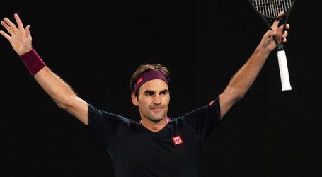 AUSTRALIAN OPEN: Federer spasio sedam meč-lopti