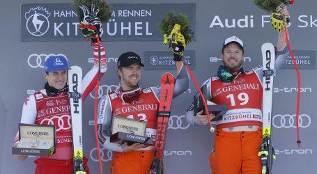KITZBUEHEL Pobjeda Austrijanca Mayera