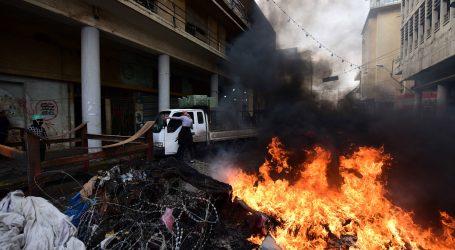 Tri rakete pale na američko veleposlanstvo u Bagdadu