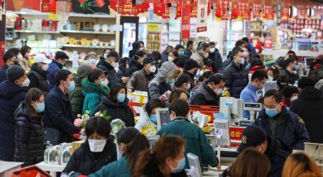 Wuhan očekuje 1000 novih zaraza, jačaju mjere opreza u svijetu