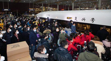 KORONAVIRUS: U Hubei još 25 pacijenata umrlo, a 840 osoba oboljelo