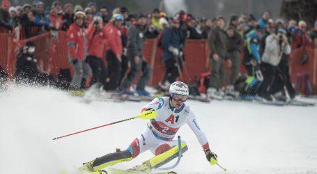 Slalom Kitzbuehel: Pobjeda Yulea, Zubčić 19.