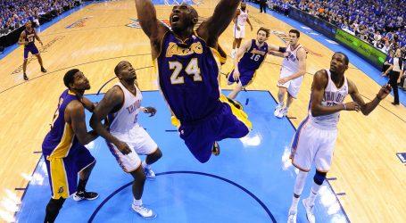 Suigrači, rivali i slavni opraštaju se od Kobe Bryanta