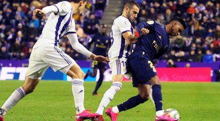 Real Madrid u gostima pobijedio Valladolid