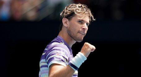 Thiem zaustavio Nadala i ušao u polufinale Australian Opena