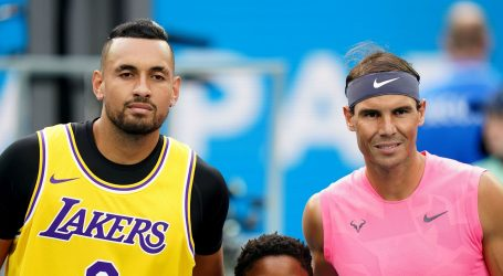 AUSTRALIAN OPEN: Nadal slomio Kyrgiosa za plasman u četvrtfinale