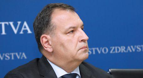 Sabor u petak odlučuje o novom ministru zdravstva Viliju Berošu