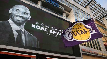 Službeno identificirani ostaci Kobea Bryanta