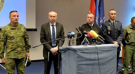 MORH: Poginuo bojnik HRZ-a Klarin, za natporučnikom Baturinom se intenzivno traga