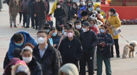 Kineski vrh priznaje propuste u djelovanju protiv epidemije koronavirusa