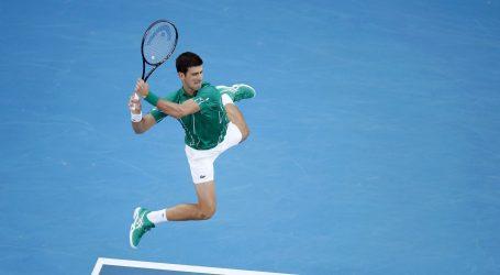 AUSTRALIAN OPEN: Novak Đoković po osmi put u finalu