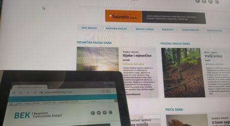 Više od tri milijuna korisnika projekta Besplatne elektroničke knjige