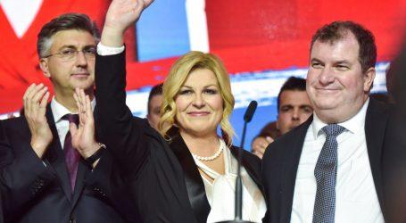 Grabar-Kitarović izgubila u Zagrebu, osvojila manje glasova nego prije pet godina