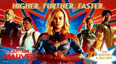 Nastavak filma 'Kapetanica Marvel' među prvim planovima