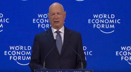 VIDEO: Klimatska kriza jedna od glavnih tema na forumu u Davosu
