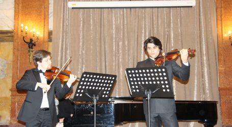 KONCERT Mladi riječki violinisti svirali na Kresnikovim violinama