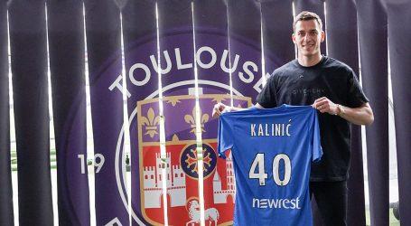 Lovre Kalinić na posudbi u Toulouseu