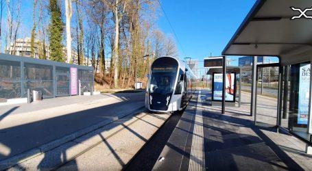 VIDEO: Ugodna vožnja kroz Luxembourg City