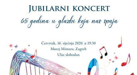 Jubilarni koncert '65 godina u glazbi koja nas spaja'