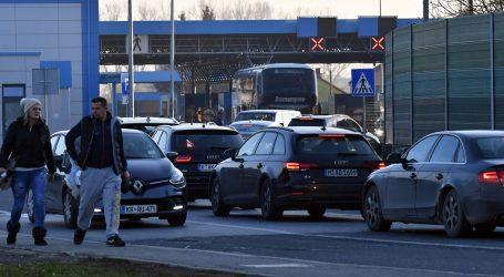HAK upozorava na pojačan promet na autocestama i čekanja na graničnim prijelazima