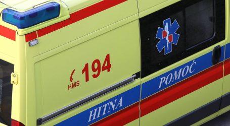 Djevojka i mladić u Splitu pali s 3,5-metarskog zida, teško su ozlijeđeni