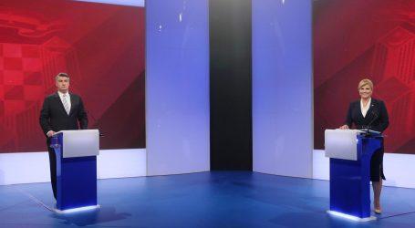 "DEBATA: Milanović: ""Korumpirani suci, kad postanem predsjednik proganjat ću ih, bit ću proklet"""