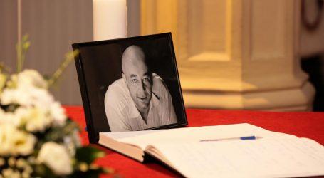Održana komemoracija za glumca osječkog HNK Aleksandra Bogdanovića