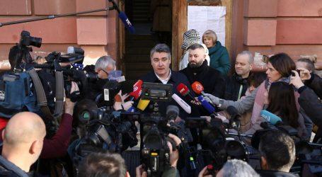 Beogradski mediji neutralno o pobjedi Milanovića