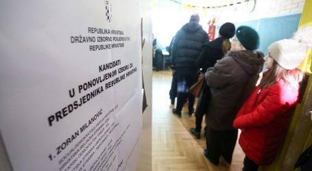 DIP 'Do 11:30 glasovalo 120 tisuća birača više nego u prvom krugu'
