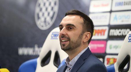 """KEPČIJA: """"Cilj Hajduka su kvalifikacije za Ligu prvaka"""""""