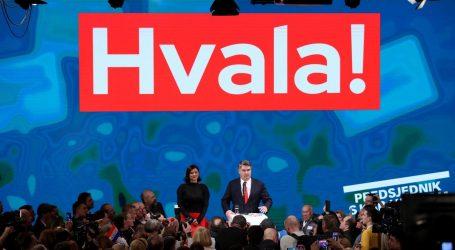 Milanović se zahvalio na svim čestitkama i otkrio što želi u budućnosti za Hrvatsku