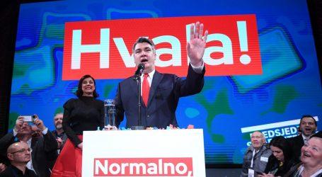 Politički analitičari: 'Birači kaznili Grabar-Kitarović'