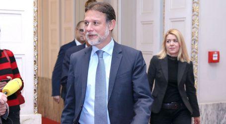 """JANDROKOVIĆ: """"Današnja sjednica u HDZ-u neće biti mirna kao sjednica Predsjedništva Sabora"""""""