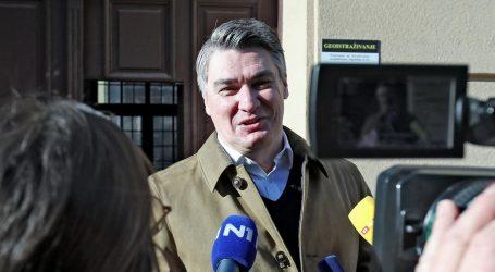 DIP Izvješće o konačnim rezultatima izbora Milanoviću predaje u ponedjeljak