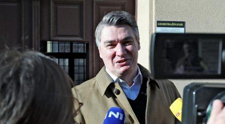 """Milanovićeva prva izjava nakon pobjede: """"Ne znam što znači 'tvrda kohabitacija', treba pogledati u Ustav"""""""