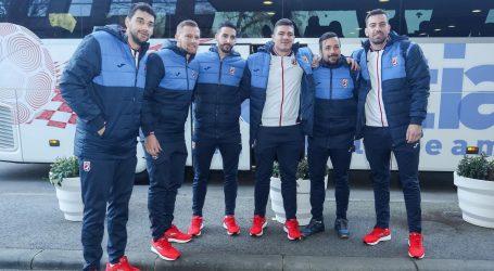 Rukometaši otputovali u Graz na Europsko prvenstvo