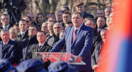 """Dodik najavio """"integraciju RS i Srbije"""", Brnabić obećala nastavak potpore"""