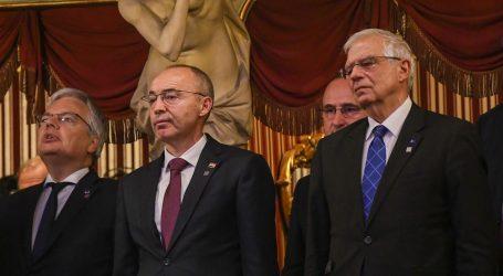 Krstičević s visokim predstavnikom EU-a za vanjske poslove i sigurnosnu politiku Borrellom