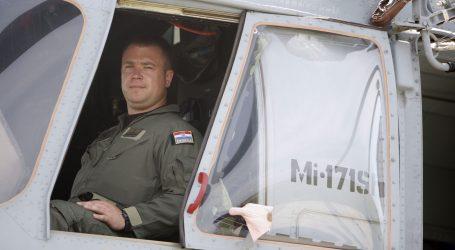 Zapovjednik HRZ-a u suzama: 'Sumnjam da su piloti uopće imali priliku izaći iz helikoptera…'