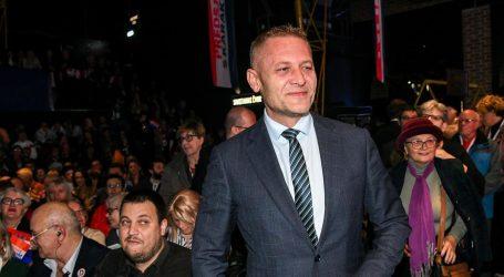 """BELJAK: """"Neizmjerno sam sretan jer je moja domovina Hrvatska pokazala da može biti normalna"""""""