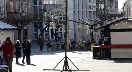 Policija pronašla osobu koja je zapalila skulpturu Ivana Kožarića 'Stog sijena'